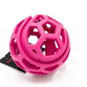 Dog Comets Titan Pink Gitterball