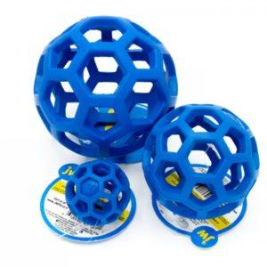 Hundespielzeug JW Hol-ee Roller Gitterball