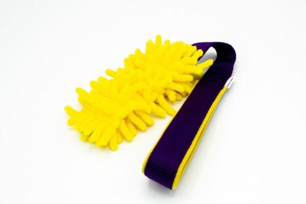 Hundespielzeug Mop mit Handschlaufe
