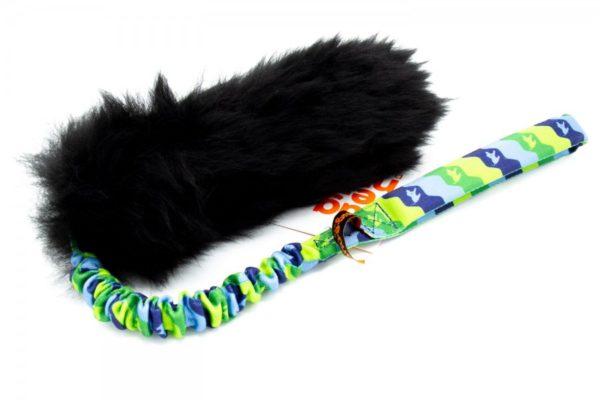 Hundespielzeug Tug-e-Nuff Wondabaa Sheepskin