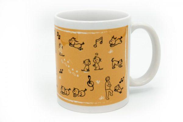 Hundesport-Tasse Dogdance