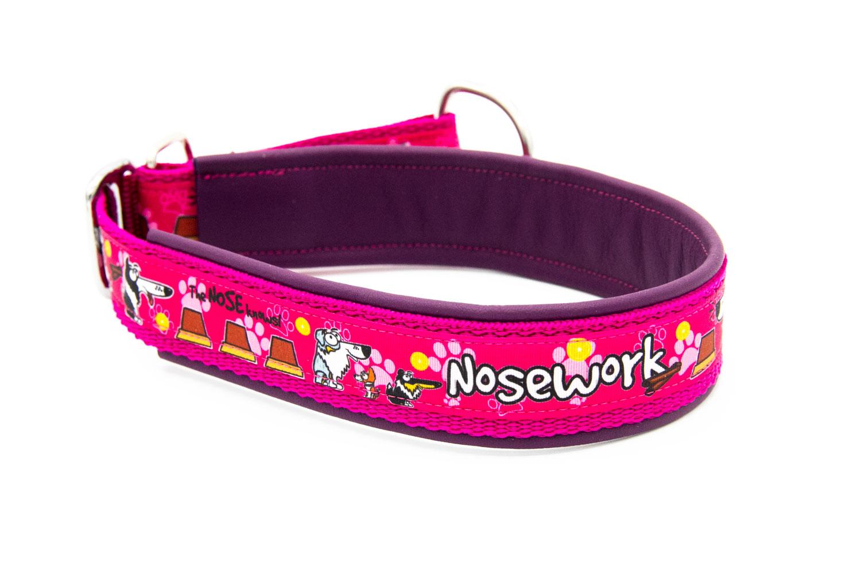 Hundehalsband Nosework