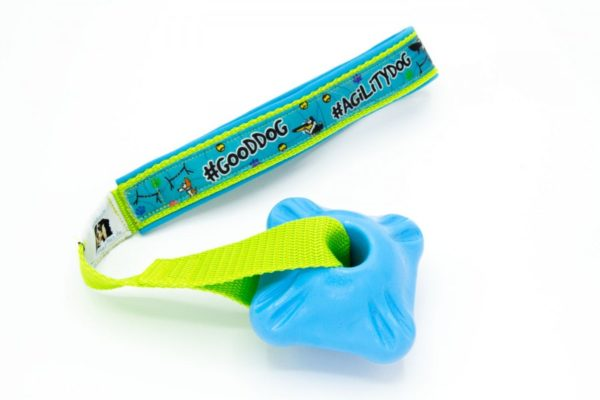 Jolly Pets Flex-n-Chew Squarble