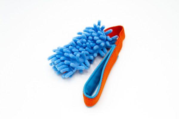 Hundespielzeug Mop an Handschlaufe