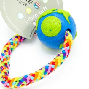Planet Dog Wordball mit PPM Schnur