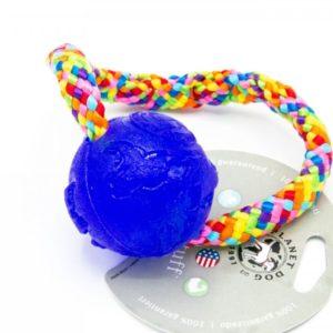Planet Dog Worldball mit PPM Schnur