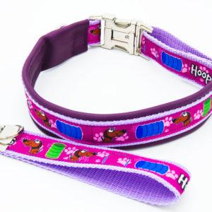 Hundehalsband Hoopers