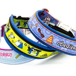 Personalisierte Halsbänder