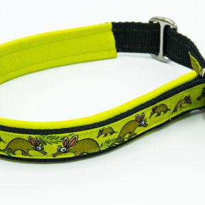 Hundehalsband Dschungel