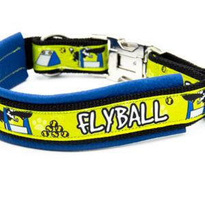 hundehalsband flyball