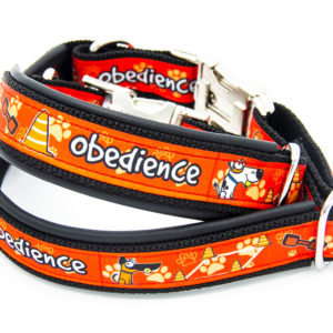 Hundehalsband Obedience