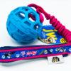 JW Hol-EE Squeakin Hundespielzeug