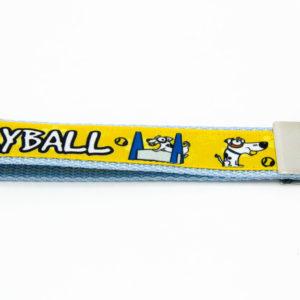 Schlüsselanhänger Flyball