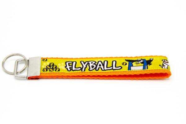 Schlüsselband Flyball