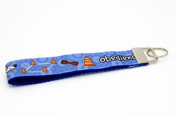 Schlüsselanhänger Obedience