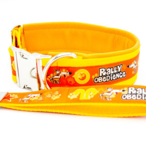 Hundehalsband Rally Obedience