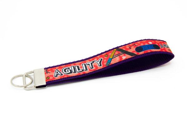 Schlüsselanhänger Agility