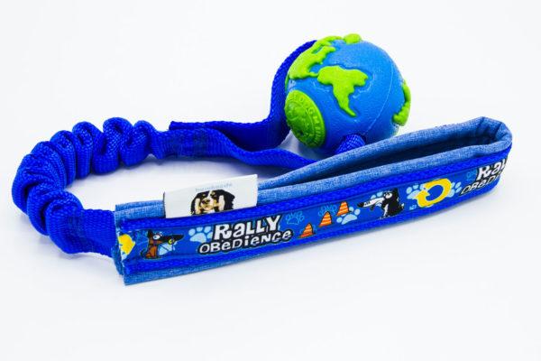 Rally Obedience Planet Dog Worldball