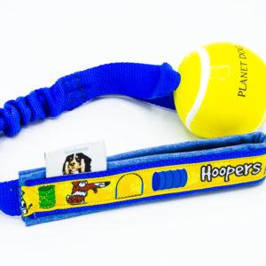 Hoopers Planet Dog Tennisball