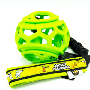 Dog Comets Titan Gitterball mit Bungee
