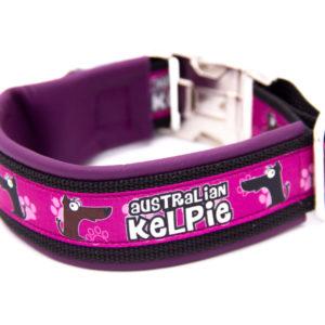 Hundehalsband Australian Kelpie