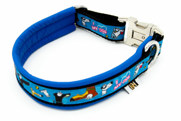 Hundehalsband I love my dog