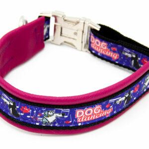 Hundehalsband Hundesport Dogdance