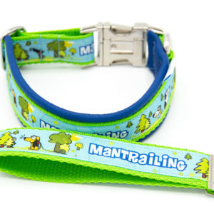 Hundehalsband Mantrailing