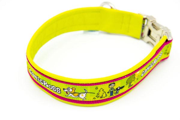 Hundehalsband Hundesport Canicross