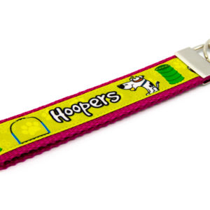 Schlüsselanhänger Hoopers