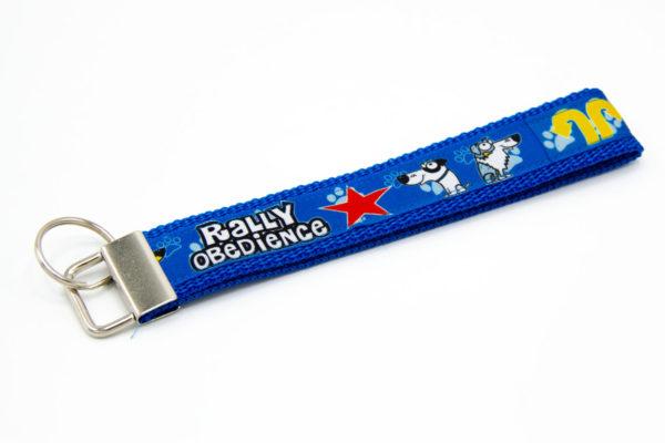 Schlüsselanhänger Rally Obedience