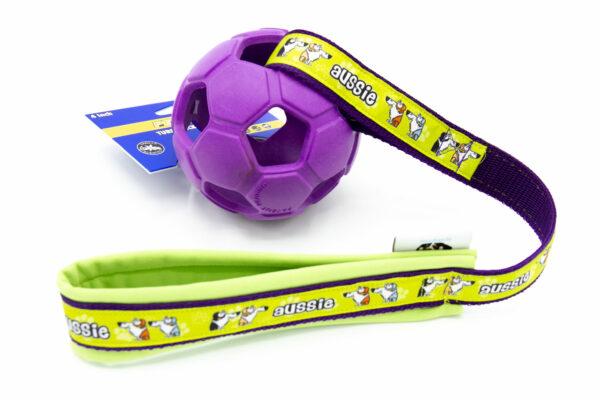 Turbo Kick Soccer Ball Australian Shepherd
