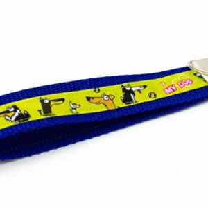 Schlüsselanhänger I love my dog