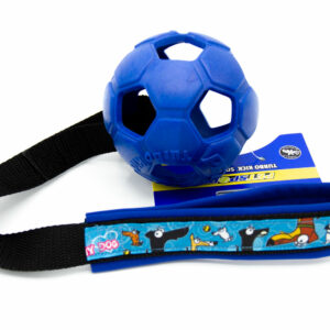 Turbo Kick Soccer Ball I love my dog
