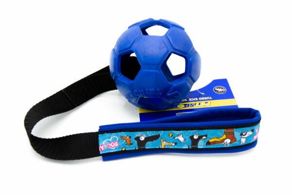 Turbo Kick Soccer Ball I love my dog
