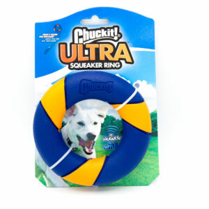 Chuckit Ultra squeaker ring