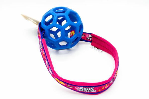 JW Gitterball mit Handschlaufe