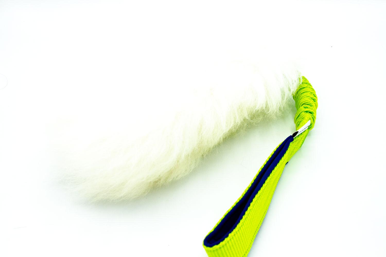 Sheepskin Bungee Tug
