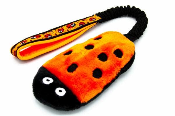 Marienkäfer Hundespielzeug